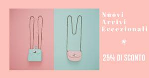 purse new arrivals banner ads Dimensioni Immagini Twitter