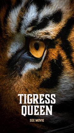 tigress queen instagram story Animal