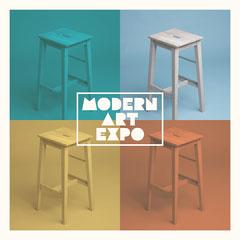 Modern Art Expo Instagram Square copy Art