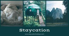 staycation Facebook  Vacation