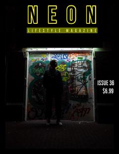 magazinecover Neon