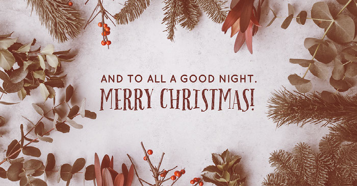 Sepia Toned Merry Chrismas Facebook Banner Page Cover  Good Night Messages