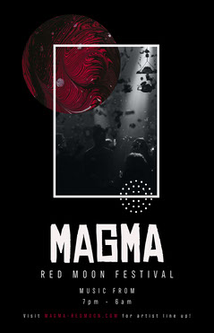 Magma Festival Poster Festival