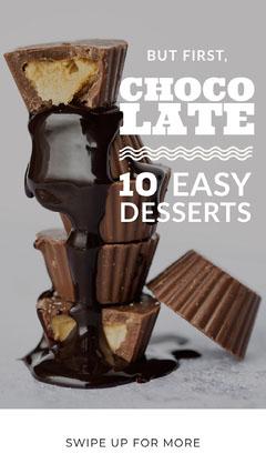 CHOCO<BR>LATE Dessert
