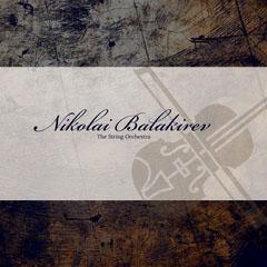 Nikolai Balakirev Music
