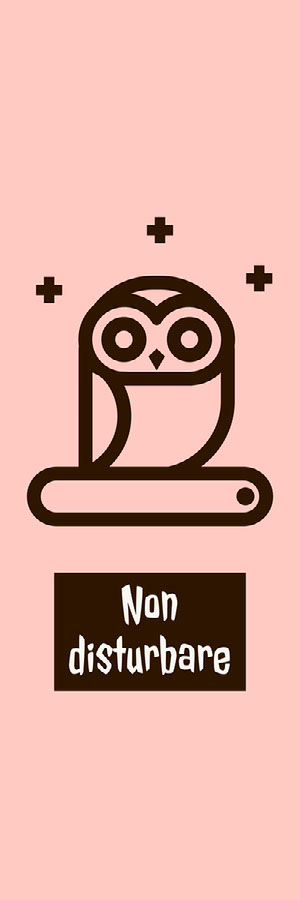 owl cartoon bookmarks  Segnalibro