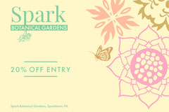 Green and Bright Botanical Gardens Promo Garden