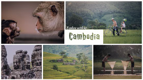 Explore Cambodia Youtube Channel Art YouTube Banner