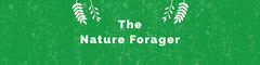 Green and White Nature Forager Banner Nature