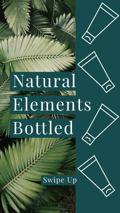 Natural Elements Bottled Beauty