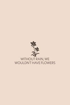 Beige Without rain Pinterest Flowers