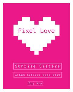 Pixel Love Launch
