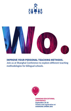 Educational Conference Flyer Teacher