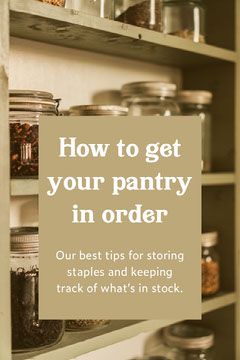 pantry Pinterest  Cleaning Service