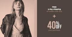 fb ad Sale Flyer