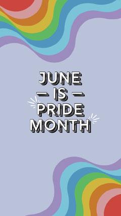 pride month instagram story Pride
