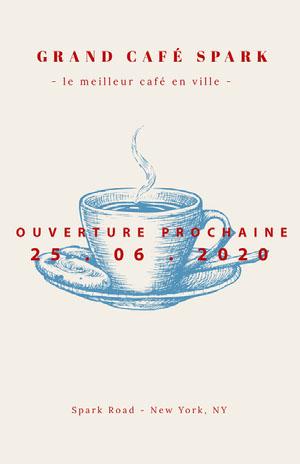 GRAND CAFÉ SPARK Prospectus commercial