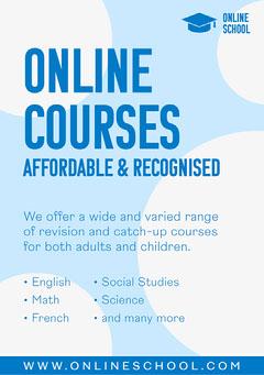 ONLINE COURSES Educational Course