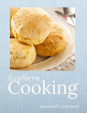 Blue Linen Cook Book Cover portada de libro de cocina