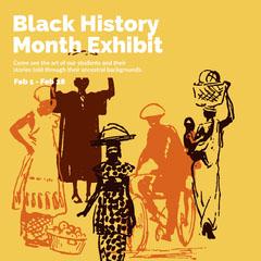 Black History Month Exhibit Museum