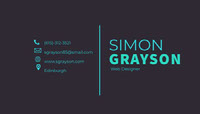 GRAYSON Business Card