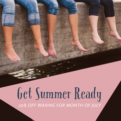 Get Summer Ready Beauty