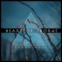 Blue Black Sunder Agent - Heart of Thorns album art Band