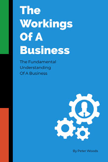 The Workings Of A Business  Couverture de livre