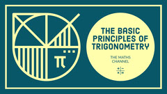 Yellow Trigonometric Circle Math Youtube Thumbnail Teacher