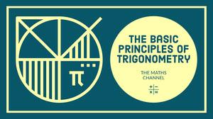 Yellow Trigonometric Circle Math Youtube Thumbnail Presentation