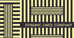 Dynamic Lines  Company Yellow