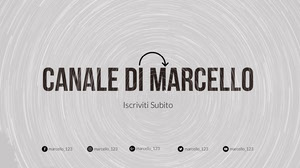 marcelo's twitch banner  Banner