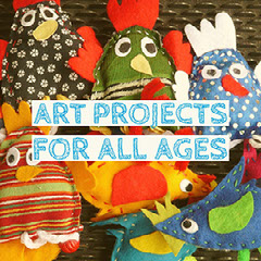 Art projects for all ages Art