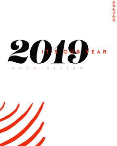 2019 Designer