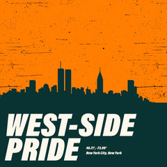 WEST-SIDE<BR>PRIDE City