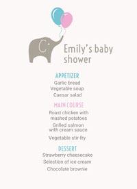 Emily's baby shower Baby Shower