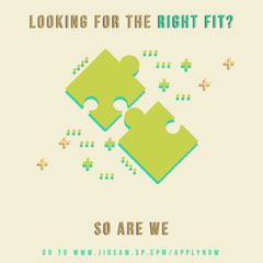 right fit hiring igsquare Now Hiring Flyer