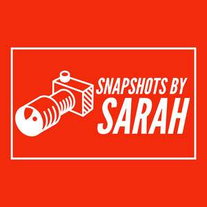 red bold photography logo Photography Logo