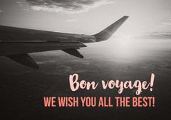 farewellcard Vacation