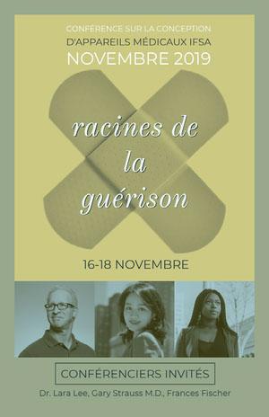 medical design event poster Affiche événementielle