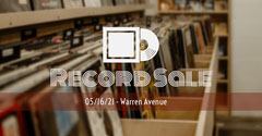 Red Record Sale Facebook Advert  Shopping
