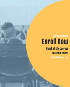 College Enroll Now Instagram Portrait Education