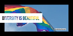 DIVERSITY IS BEAUTIFUL Pride