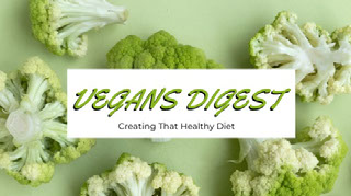 VEGANS DIGEST Banner per YouTube