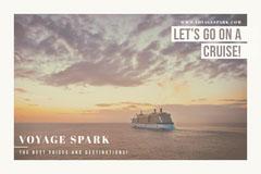 VOYAGE SPARK Cruise