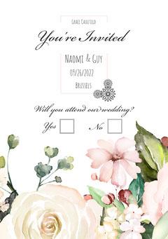 Naomi Wedding Invitation Weddings