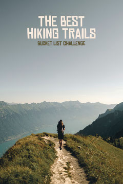 hiking trail pinterest Mountains