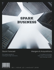 Spark Business Magazine Cover