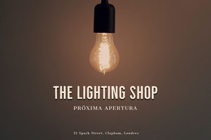 the lighting shop postcards  Tarjeta de recupérate pronto