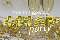 White and Gold Instruction Party Instagram Graphic Instagram Flyer
